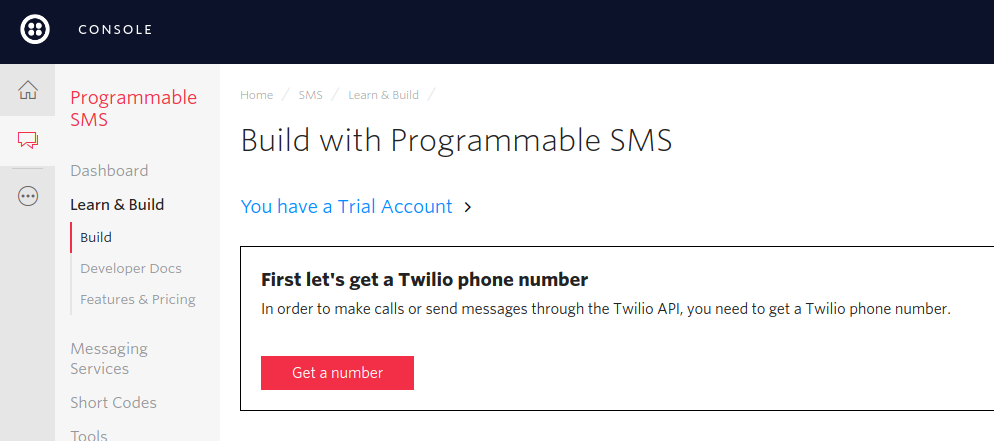 Twilio – Powercode Knowledgebase